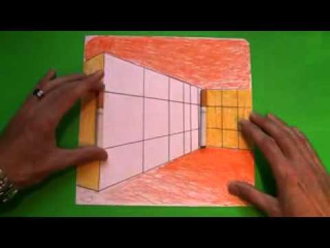 3д оптические иллюзии своими руками 34