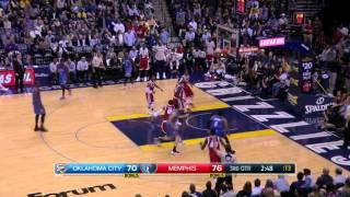 Oklahoma City Thunder vs Memphis Grizzlies   November 16, 2015   NBA 2015-16 Season