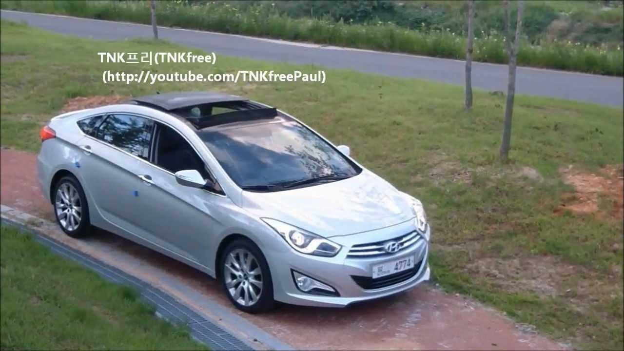 Hyundai I40 Saloon I40 Sedan Youtube