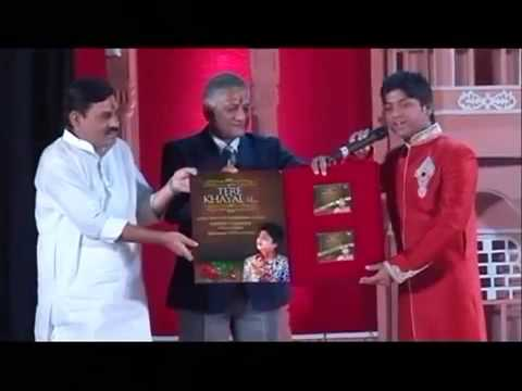 Ranjeet Rajwada....  Launching Album Tere Khayal Se.... video