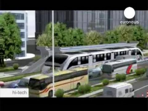 euronews - Transportes futuristas