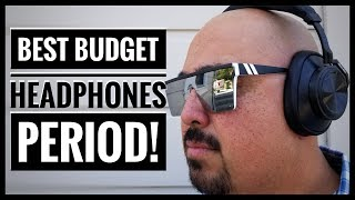 Best Budget Headphones Period! | Bluedio T6