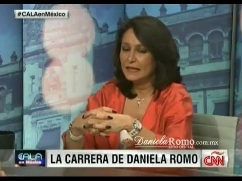 Daniela Romo en CALA Parte 1