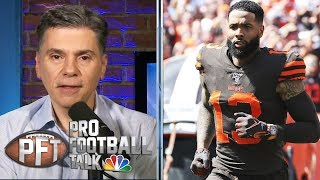 Odell Beckham Jr. expects cheap shots from Jets | Pro Football Talk | NBC Sports