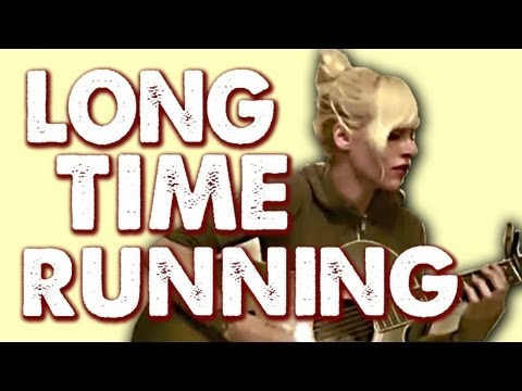 LONG TIME RUNNING - Sarah Blackwood (The Tragically Hip) Music Videos