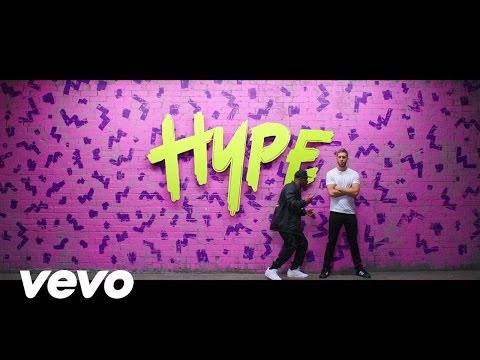 Dizzee Rascal, Calvin Harris - Hype