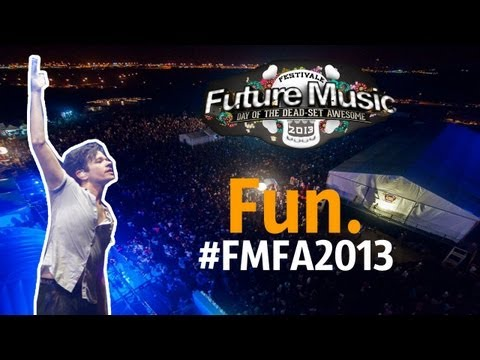 Fun. @ Future Music Festival Asia 2013 [HD]