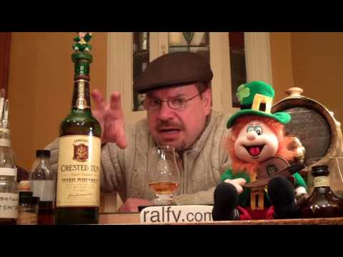 whisky review 121 - Jameson Crested Ten
