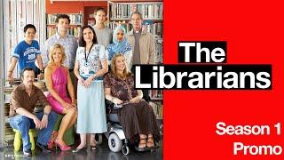 The Librarians - Season 1 Promo