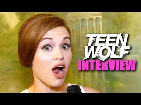 Holland Roden Reveals 'Teen Wolf' Season 5 Death Spoiler