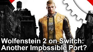 Wolfenstein 2 Switch Analysis: Can Mobile Hardware Really Run a Cutting-Edge Shooter?