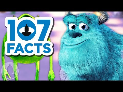 107 Monster Inc Facts You Should Know!   Channel Frederator