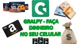 Gokano - aplicativo Gralpy - ganhe dinheiro (2017)