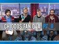 Chiodos — The PV Fan Q&A Part 2 (Interview)