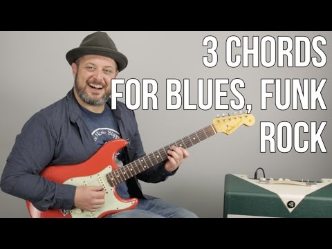 3 Tasty Chords For Blues Rock, Soul, And Jazz