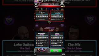 "WWE Champions - 3 Star Silver Luke Gallows ""The Club"" Farming Trick Gameplay!"