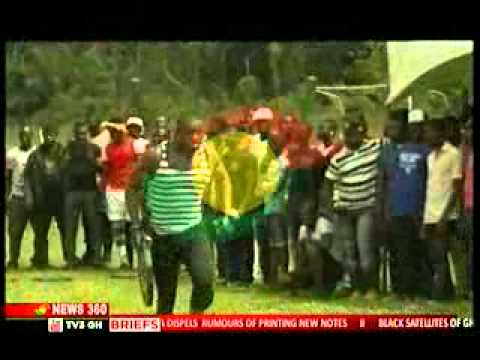 News360 - Sports Ghana Strongest -16/3/2015