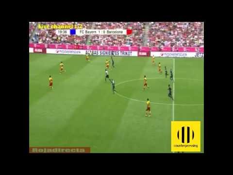 Bayern new tactics since Pep Guardiola arrived