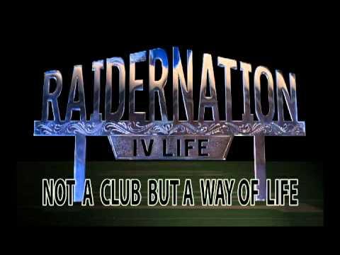 Raider Nation Lyrics Raider Nation Car Club