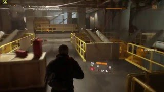 Tom Clancy's The Division GTX 950 Gameplay -900p