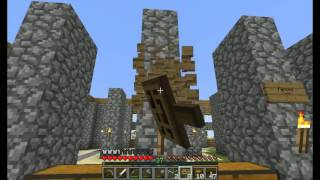 Minecraft Episode 14: Villager City Highway