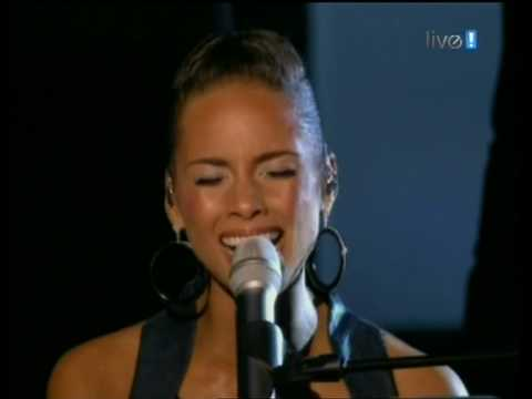 Alicia Keys - Superwoman (live) - feat. Queen Latifah and Kathleen Battle - rare video Music Videos