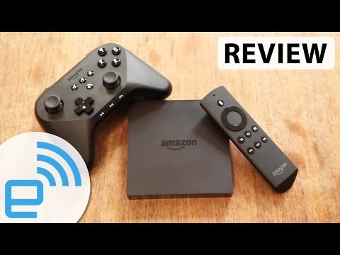 Amazon Fire TV review | Engadget