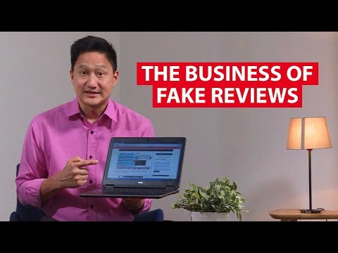 The Business Of Fake Online Reviews | Talking Point | CNA Insider