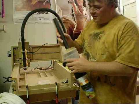 DIY Cyclonic Dust Separator (Dust Weasel)