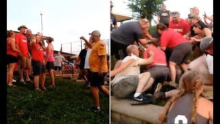 Nearly a dozen parents at a youth softball tournament get into a fight - 247 news
