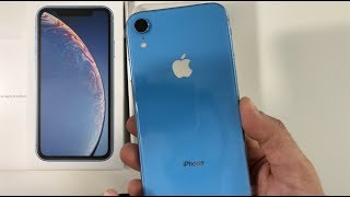 Is The Apple iPhone XR Worth Buying? Unboxing & Review