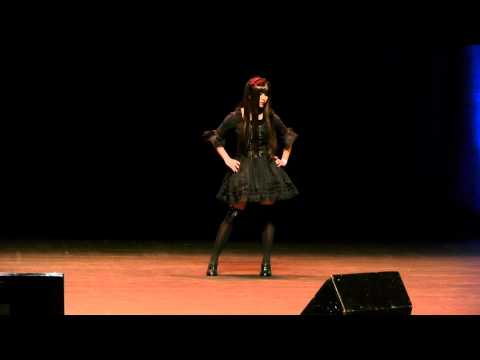 Cartoonist 2013 - Concours Cosplay - 11 - Creation Perso - Gothic Lolita