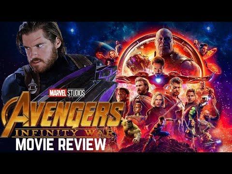 Avengers: Infinity War- Spoiler Free Review!