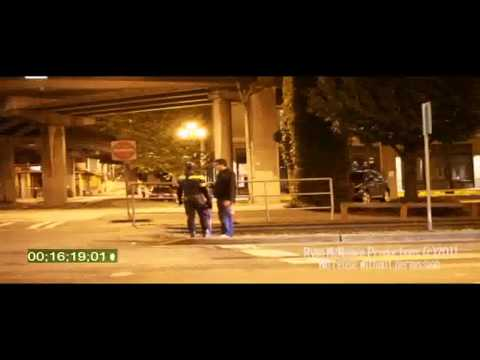 Real Life Super hero, Full Video - Phoenix Jones Stops Assault