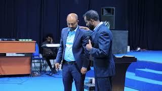 Dr. Tesfahun - The Power Of Covenant - AmlekoTube.com