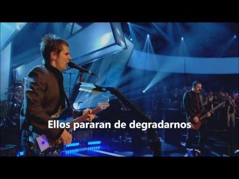 Muse - Uprising En Vivo Sub. Español video