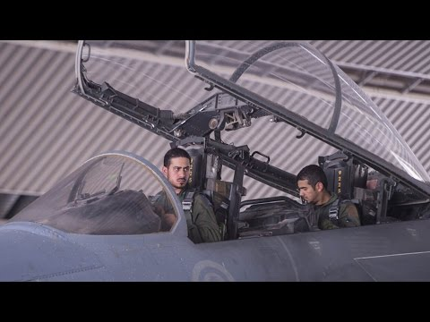 Air Cover: Arab Allies Key in U.S. Decision to Strike