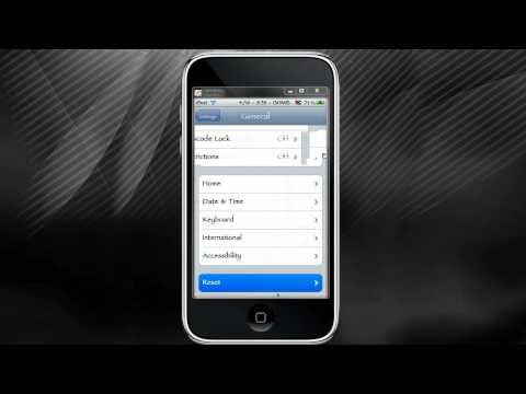 Fix Wifi Problems On Ipod Touch and Iphone