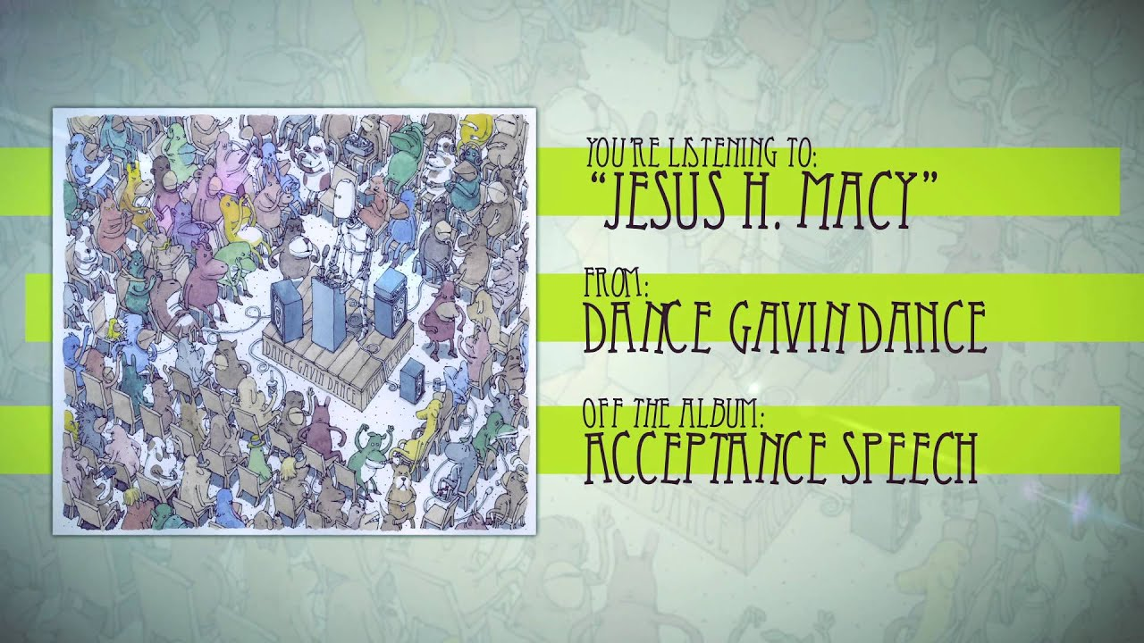 Dance Gavin Dance Wallpaper Dance Gavin Dance Jesus h