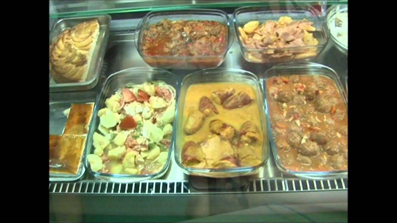 Cocina mediterranea reportaje barrio concepcion youtube for Cocina mediterranea