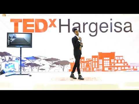 Hodan Noqo Hanti la'aan   Sami Abdi Gabas   TEDxHargeisa