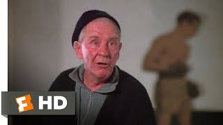 Rocky (2/10) Movie CLIP - Rocky's Wasted Talent (1976) HD
