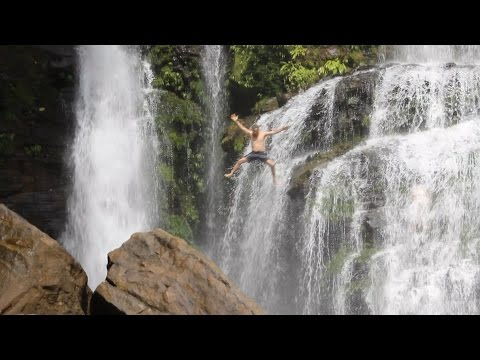 Amazing Costa Rica Waterfall Tour