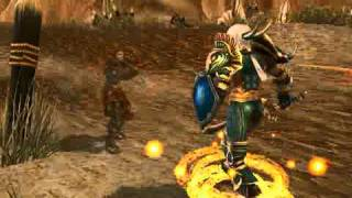 Runes of Magic лучшая онлайн игра!
