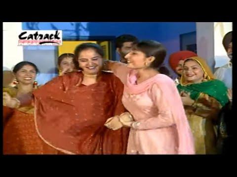 LADIES SANGEET   Gidha Punjabana Da   Punjabi Marriage Songs...