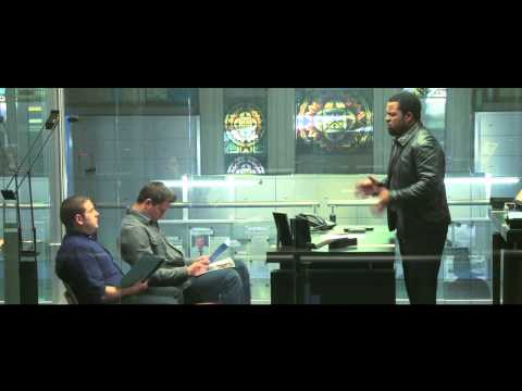 22 Jump Street - Captain Dickson (Ice Cube) Featurette