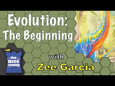 Evolution: The Beginning Review - with Zee Garcia