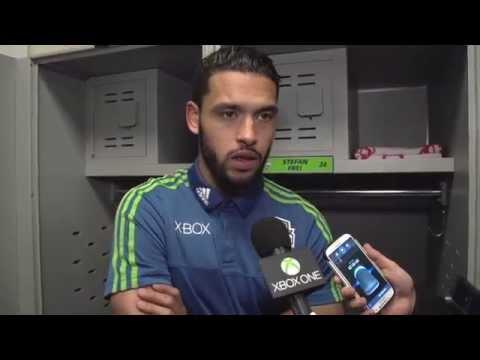 Interview: Lamar Neagle post-match at Colorado Rapids