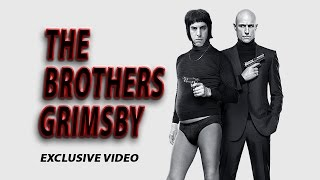 THE BROTHERS GRIMSBY - MI6 Has And New Tool