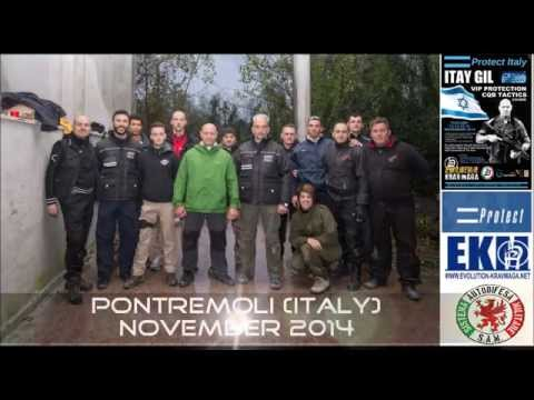 Itay Gil - CQB Tactic course and VIP Protection - Italy 2014